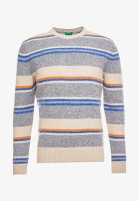 Benetton - Jumper - beige - 3