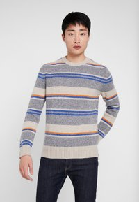 Benetton - Jumper - beige - 0