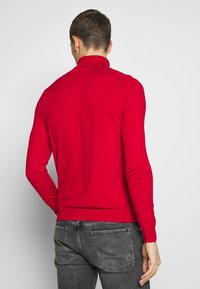 Benetton - ROLL NECK - Pullover - red - 2
