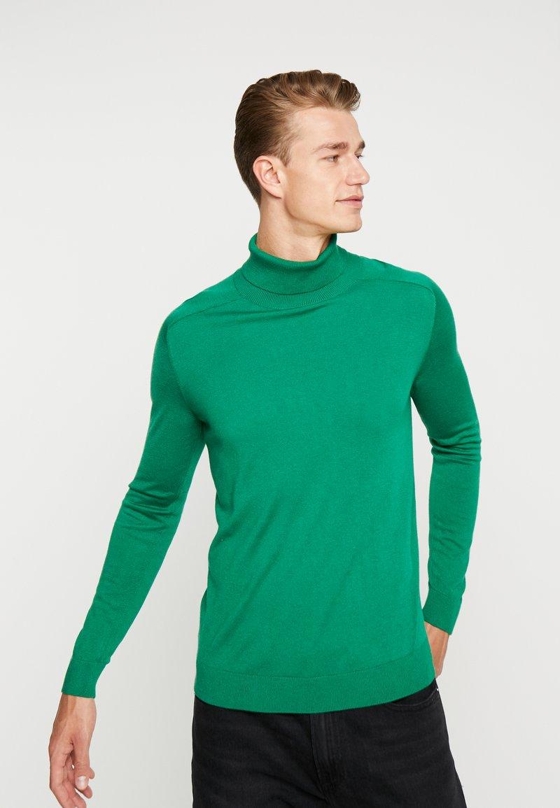 Benetton - Maglione - dark green
