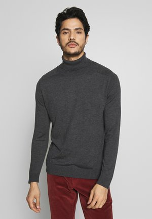 ROLL NECK - Pullover - anthrazit