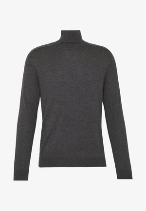 ROLL NECK - Strikpullover /Striktrøjer - anthrazit