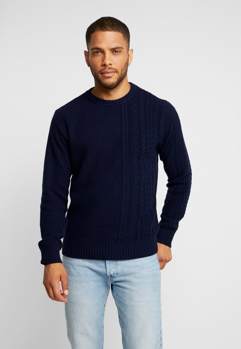Benetton - Pullover - dark blue