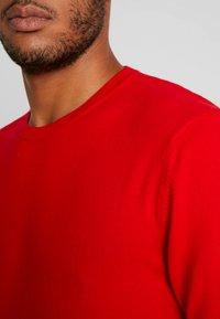 Benetton - Stickad tröja - red - 5