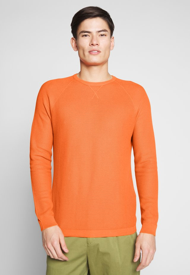 STRUKTUR - Trui - orange