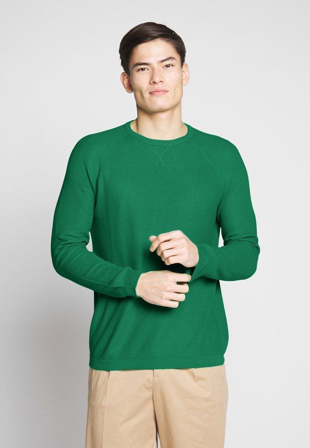 STRUKTUR - Trui - green