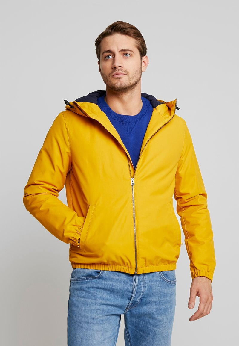 Benetton - Übergangsjacke - golden yellow