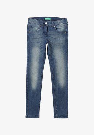 TROUSERS BASIC - Skinny džíny - rot