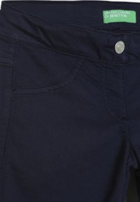 Benetton - TROUSERS - Jeansy Skinny Fit - dark blue - 3