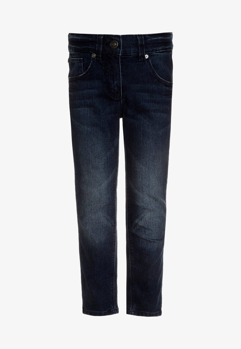 Benetton - TROUSERS BASIC - Jeans Skinny Fit - blue