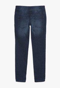 Benetton - TROUSERS - Jeans Skinny Fit - dark blue - 1