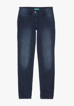 TROUSERS - Skinny džíny - dark blue