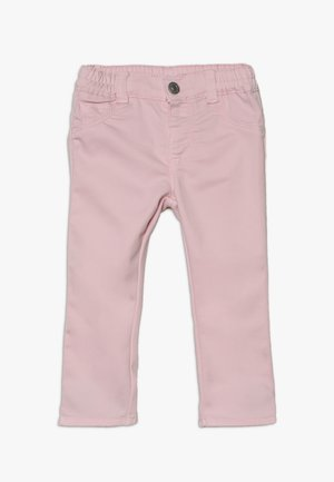 TROUSERS - Slim fit jeans - light pink