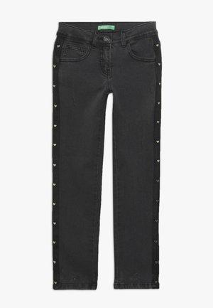LONG TROUSERS - Skinny džíny - grey