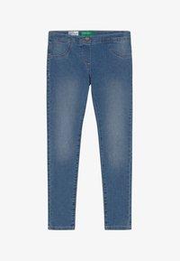 Benetton - Jeans Skinny Fit - blue denim - 2