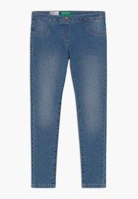 Benetton - Jeans Skinny Fit - blue denim - 0