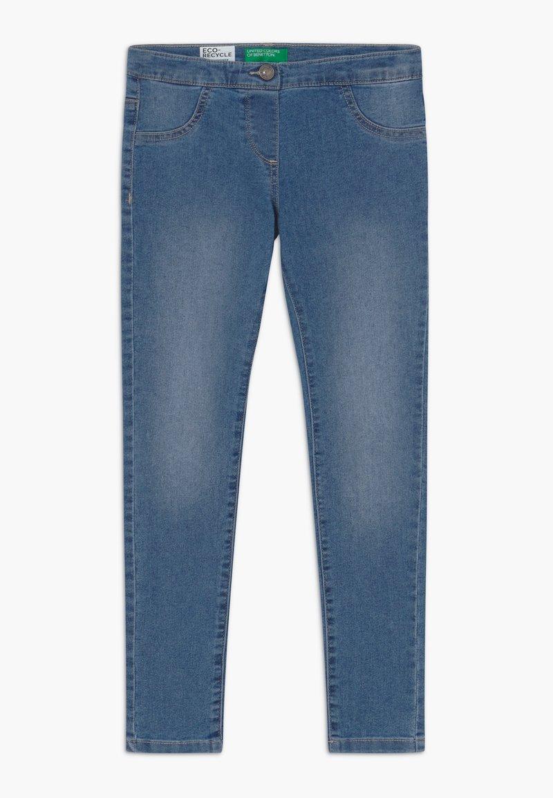 Benetton - Jeans Skinny - blue denim