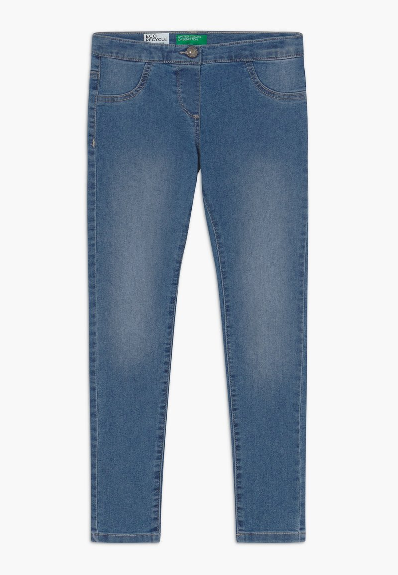 Benetton - Jeans Skinny Fit - blue denim