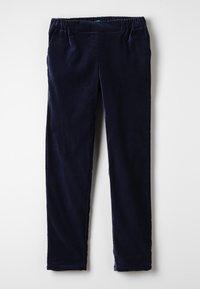 Benetton - TROUSERS - Pantalon classique - dark blue - 0