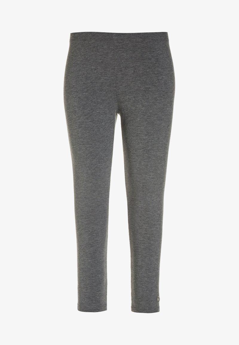 Benetton - Leggings - Hosen - dark grey