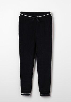 TROUSERS - Pantaloni sportivi - black