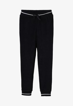 TROUSERS - Spodnie treningowe - black