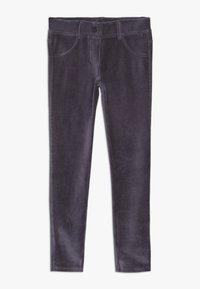 Benetton - TROUSERS - Spodnie materiałowe - grey - 0