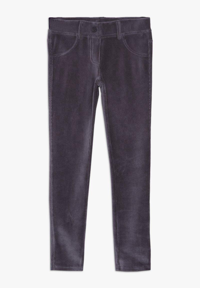 Benetton - TROUSERS - Spodnie materiałowe - grey