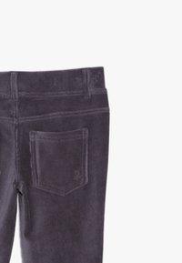 Benetton - TROUSERS - Spodnie materiałowe - grey - 3