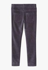 Benetton - TROUSERS - Spodnie materiałowe - grey - 1