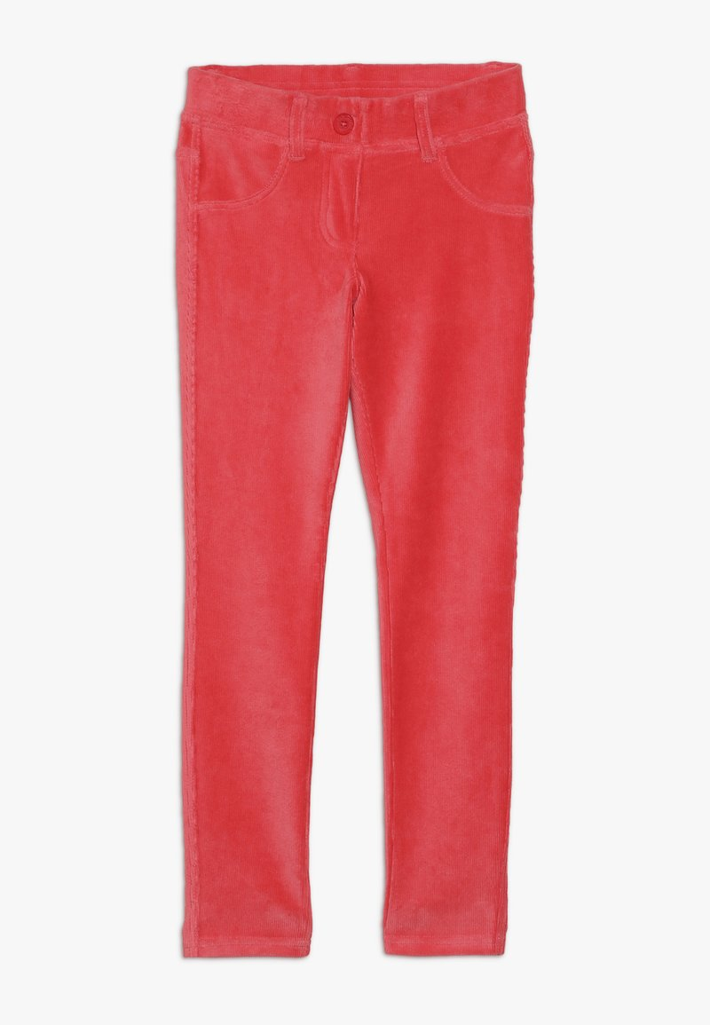 Benetton - TROUSERS - Bukser - red
