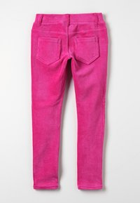 Benetton - TROUSERS - Pantaloni - pink - 1