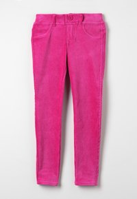 Benetton - TROUSERS - Pantaloni - pink - 0