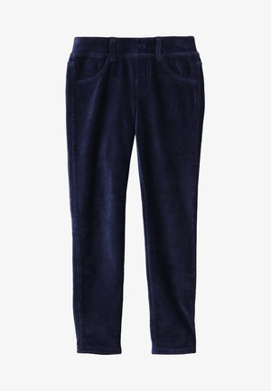 TROUSERS - Trousers - dark blue