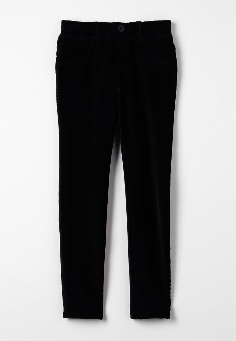 Benetton - TROUSERS - Trousers - black
