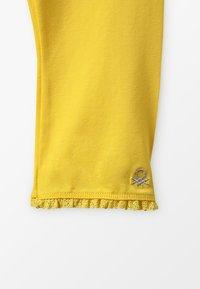 Benetton - Shorts - yellow - 4