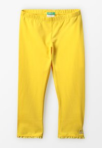 Benetton - Shorts - yellow - 0