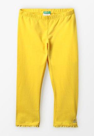 Legíny - yellow