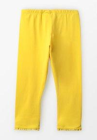 Benetton - Shorts - yellow - 1