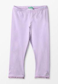 Benetton - Leggings - lilac - 0