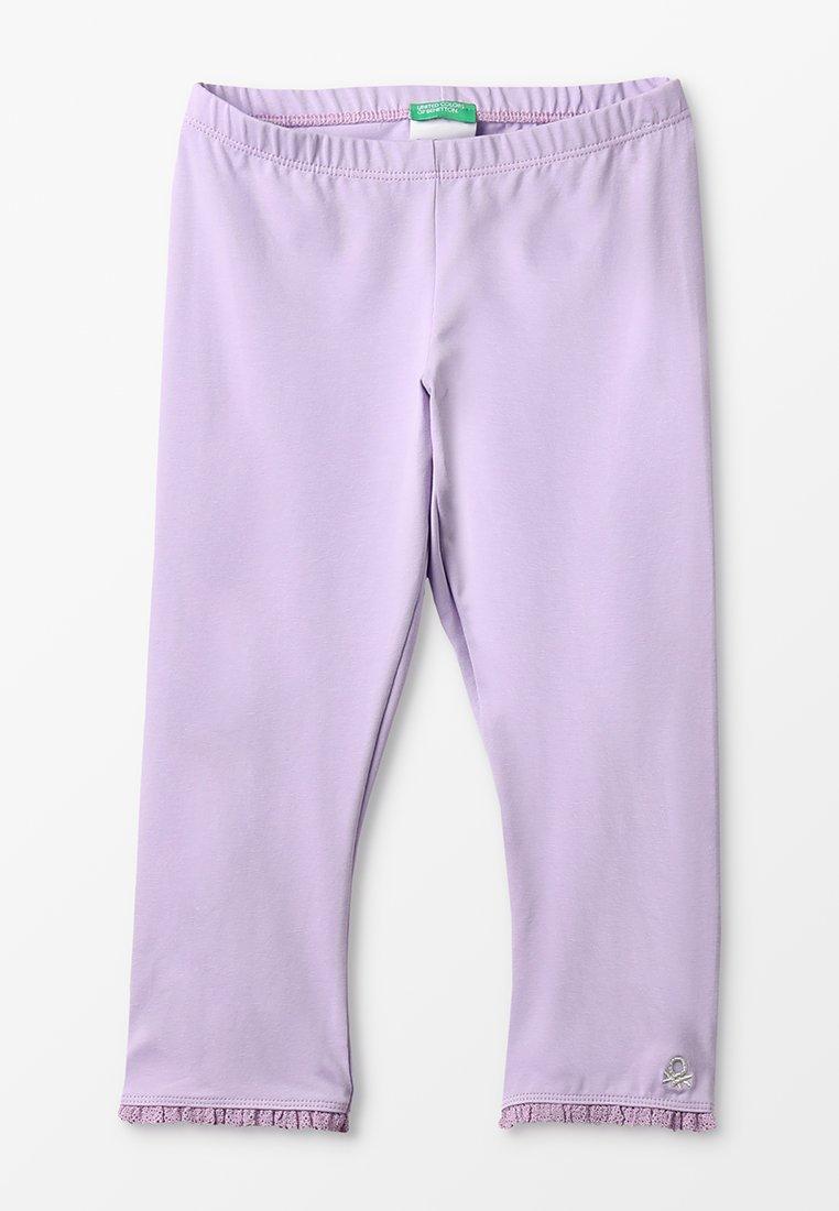 Benetton - Leggings - lilac