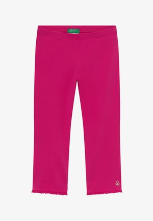 Leggings - Trousers - pink