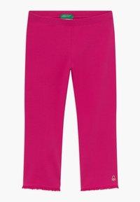 Benetton - Legíny - pink - 0