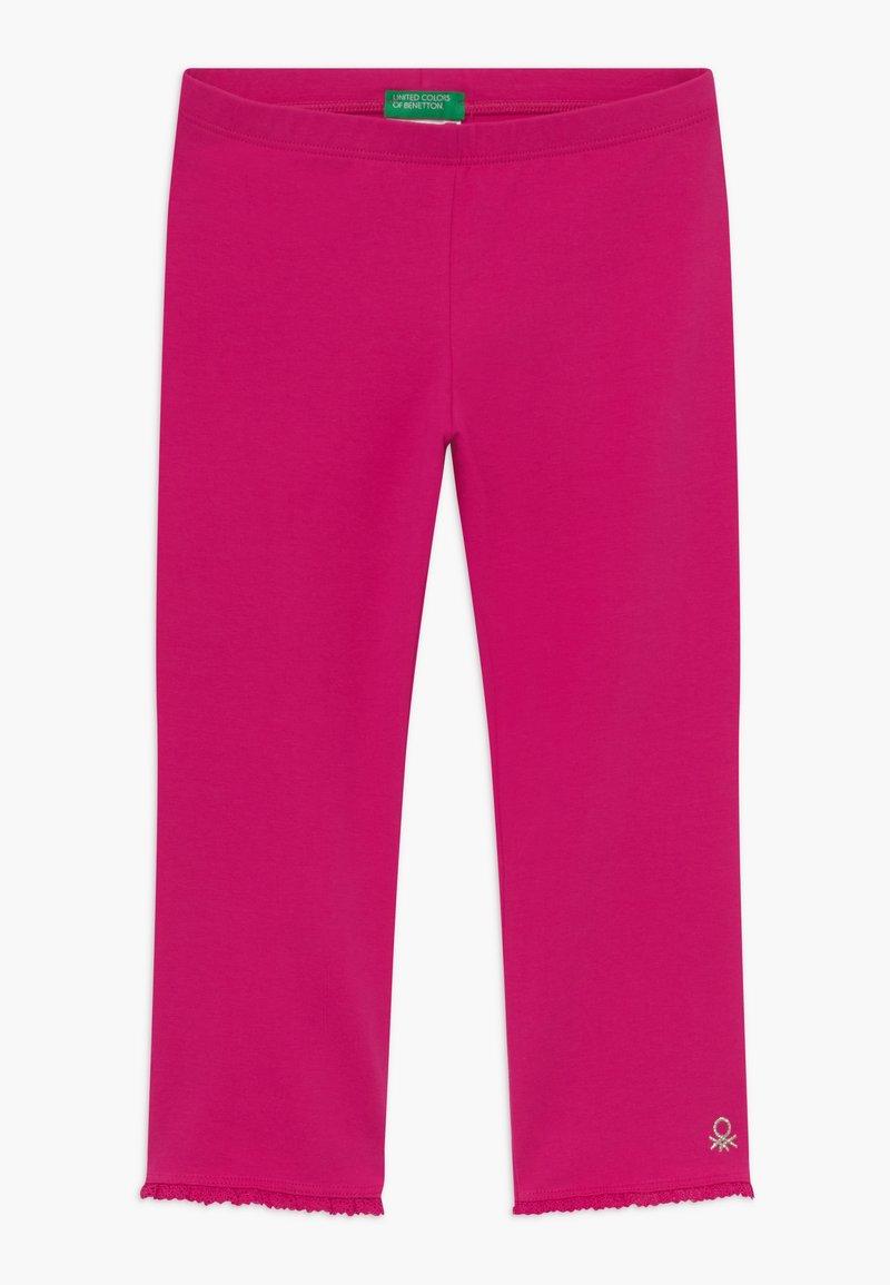 Benetton - Leggings - pink
