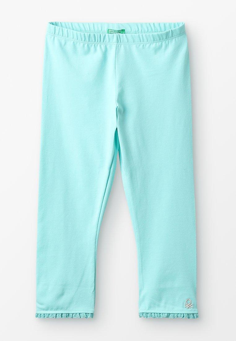 Benetton - Leggings - light blue