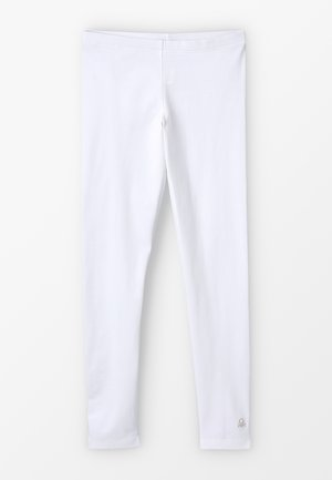 BASIC - Leggings - white