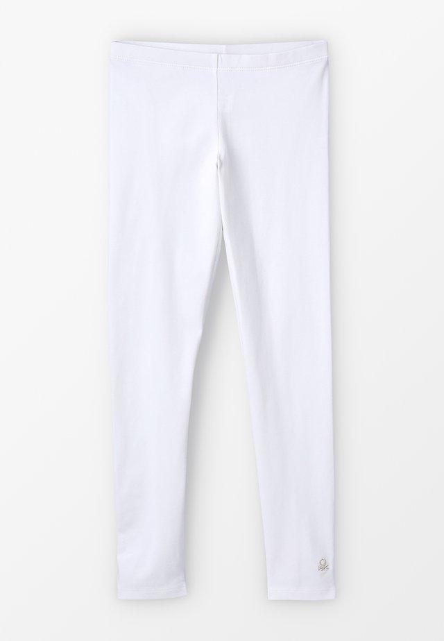 BASIC - Leggings - Hosen - white
