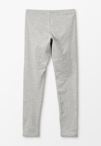 Benetton - BASIC - Legginsy - grey - 1