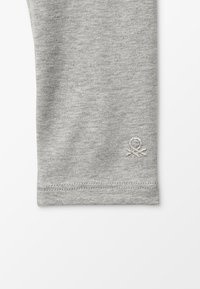 Benetton - BASIC - Legginsy - grey - 3