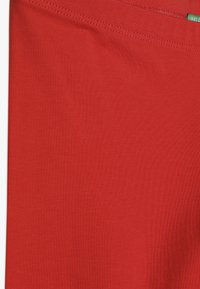 Benetton - BASIC - Leggings - red - 4